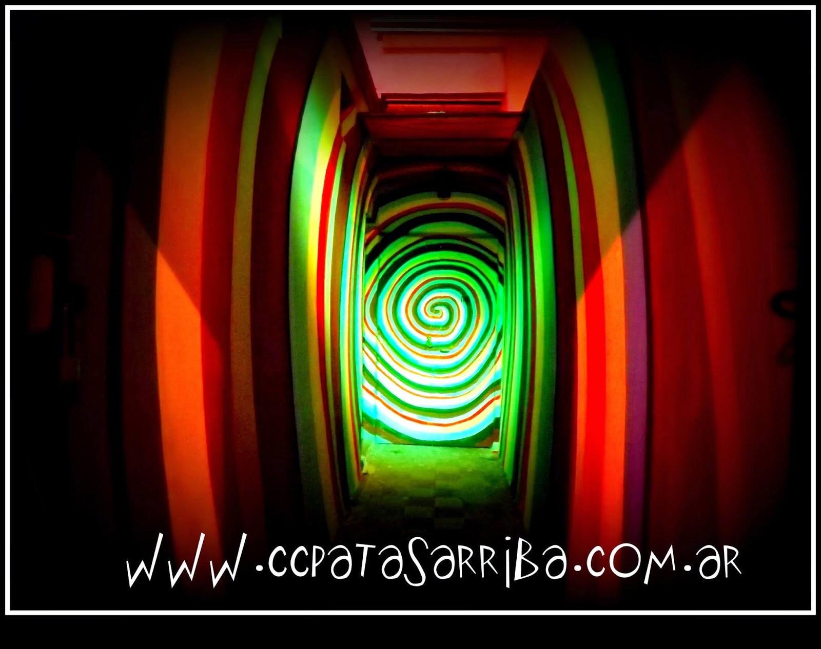 - Sala de Exhibición Multipropósito en el Centro Cultural Patas Arriba