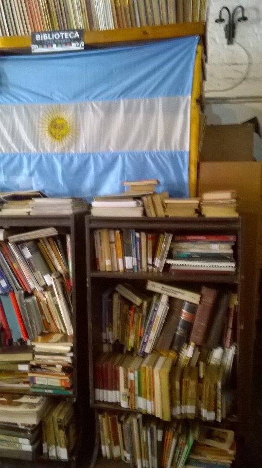 Biblioteca del CC - Centro Cultural Un Grito de Corazón