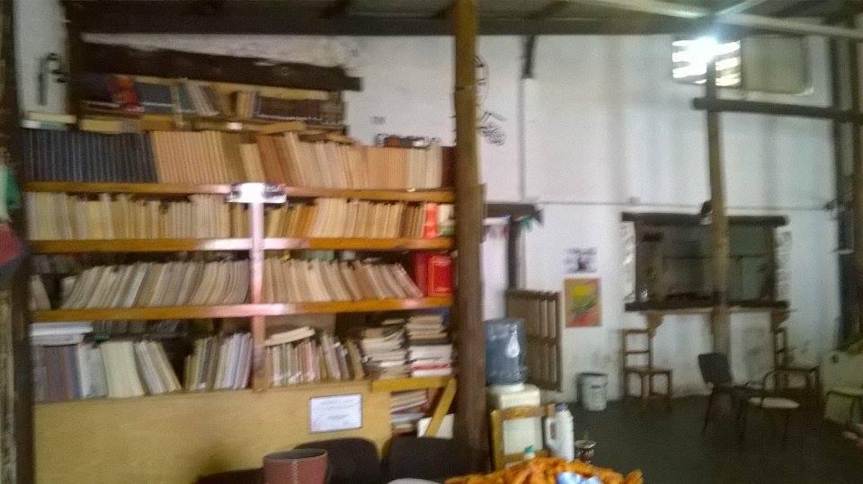 sala - Centro Cultural Un Grito de Corazón