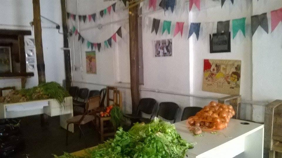 sala 3 - Centro Cultural Un Grito de Corazón