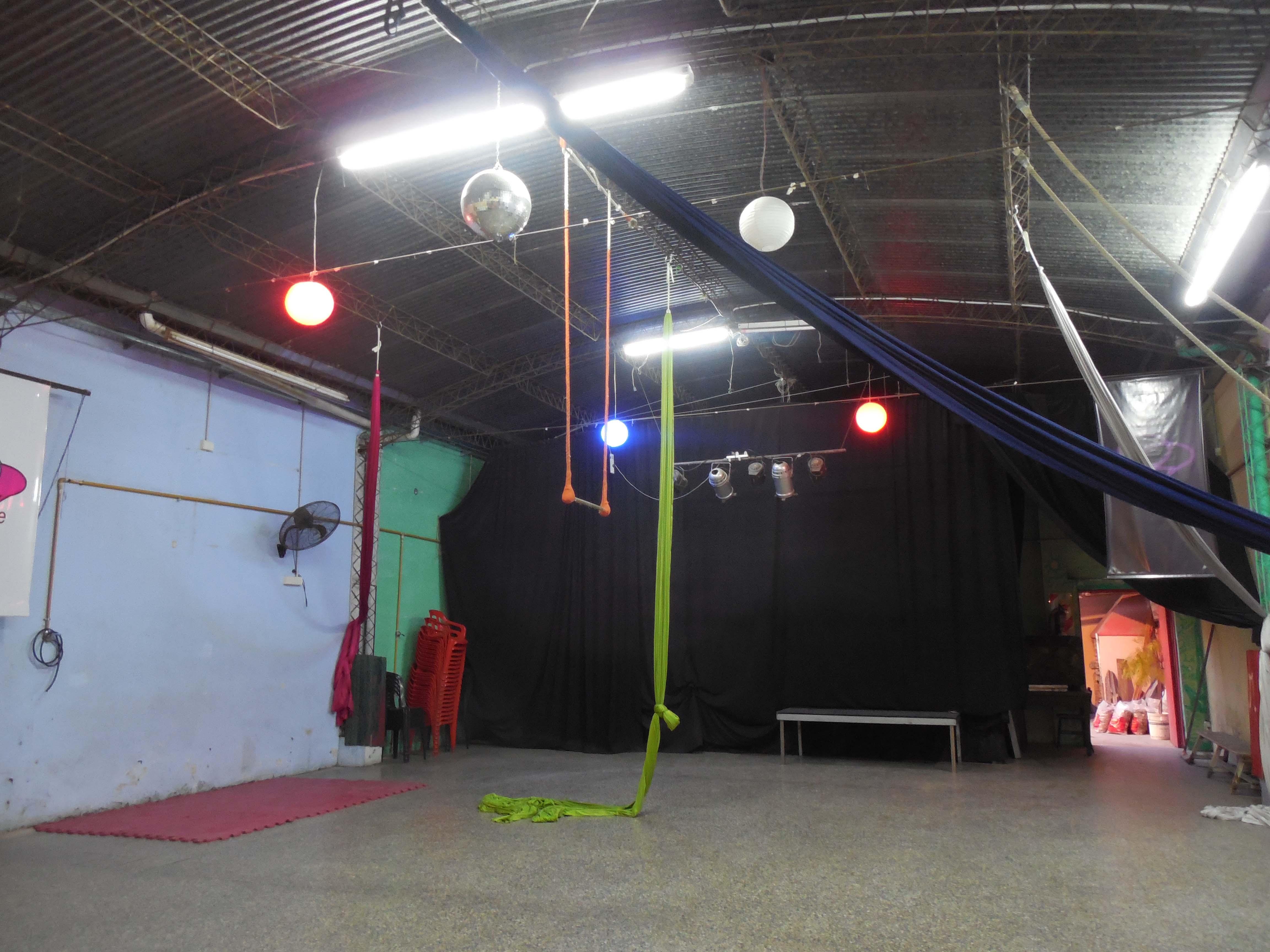 Espacio principal - Centro Cultural La Sociedad / Sociedad de Fomento y Cultura Manuel Ocampo