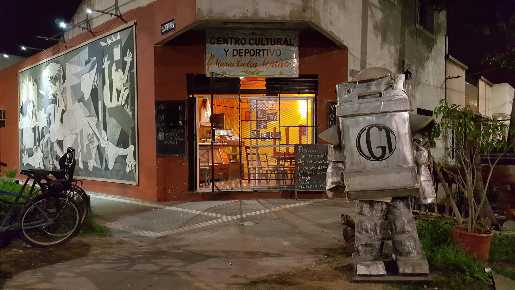 Centro cultural Matute.jpg - Centro Cultural El Matute Cultural