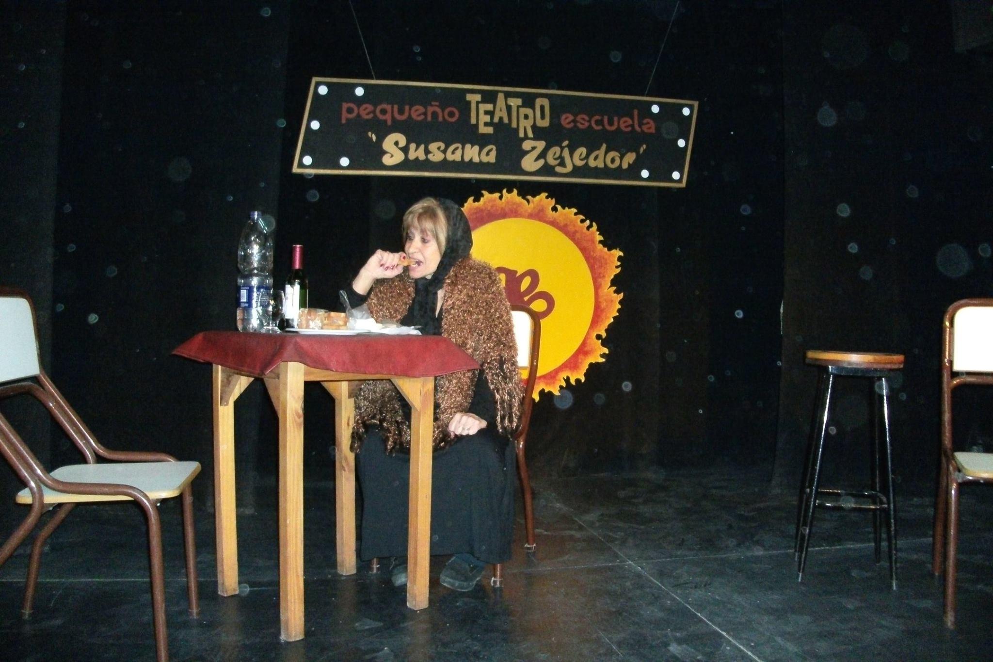 - Industria Cultural Barracas al Sur / Teatro Escuela Susana Tejedor