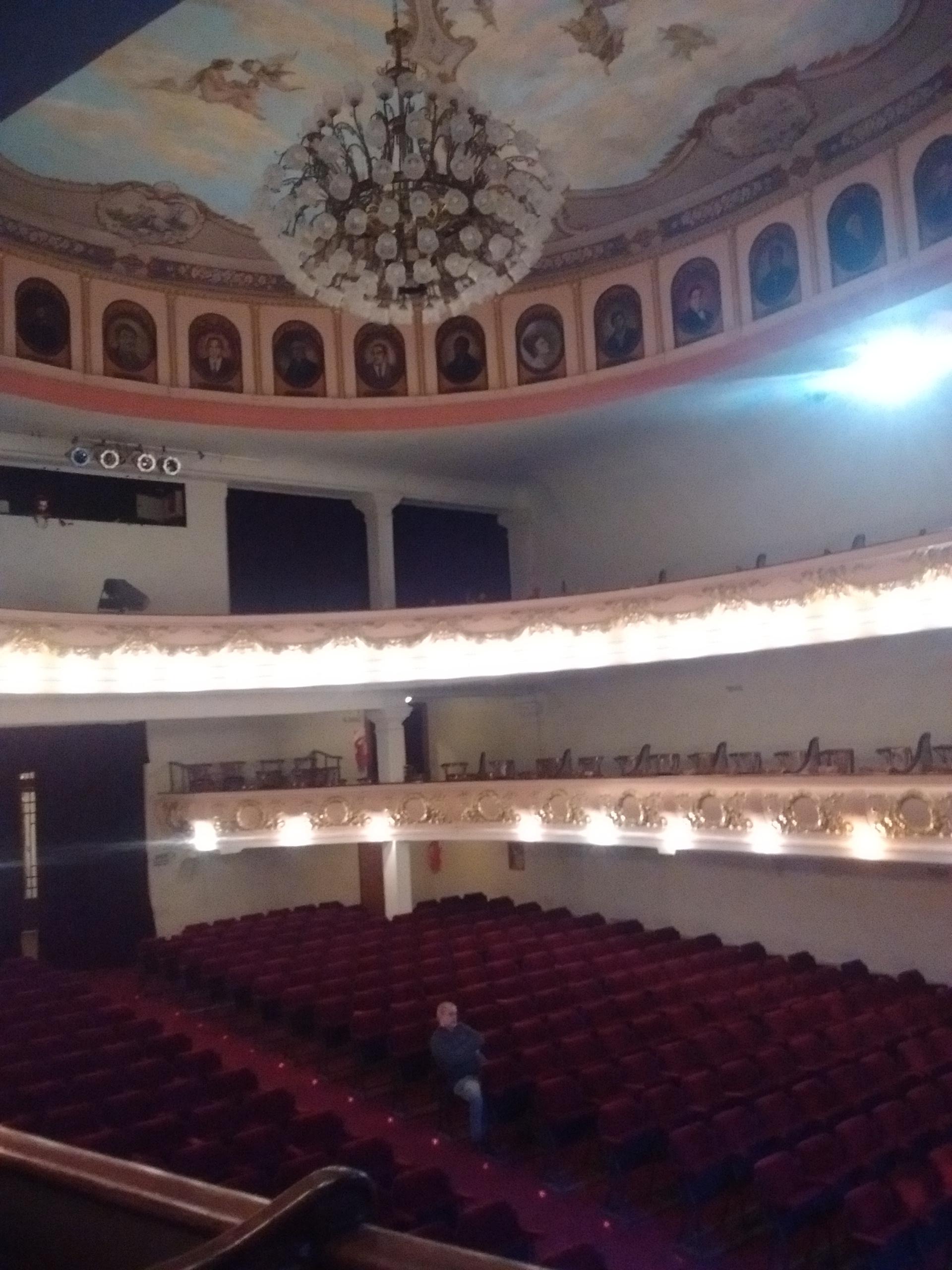 interior 2 - Teatro Roma