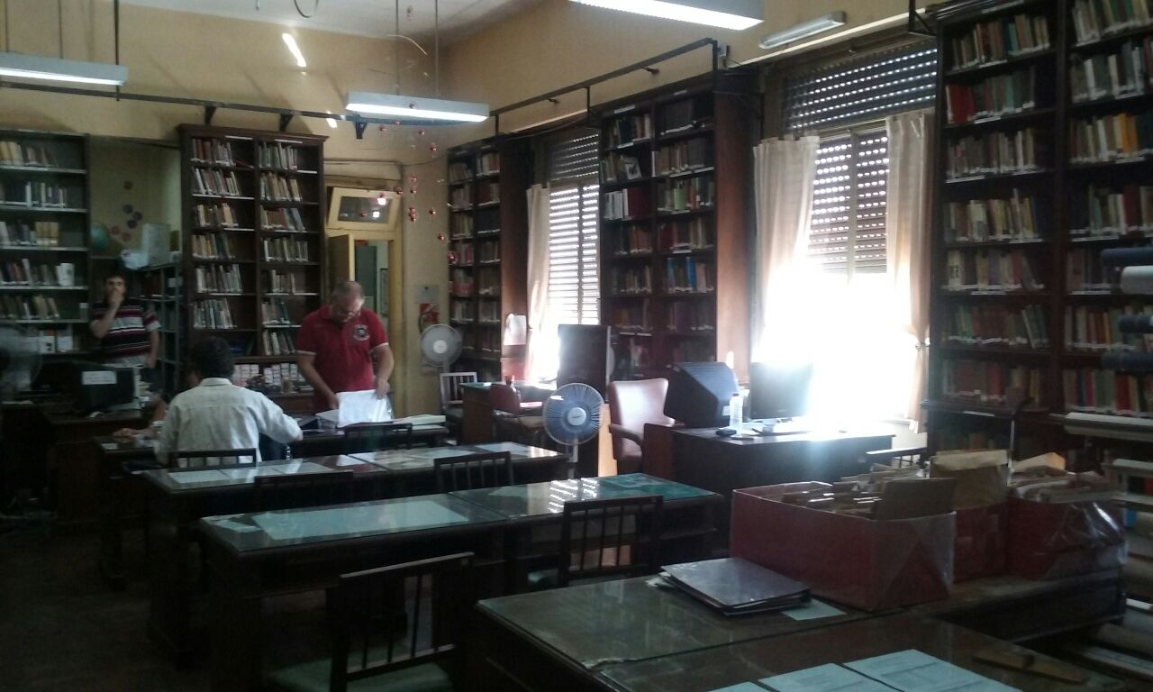 Biblioteca Pedagógica Mariano Moreno 2 - Biblioteca Pedagógica Mariano Moreno