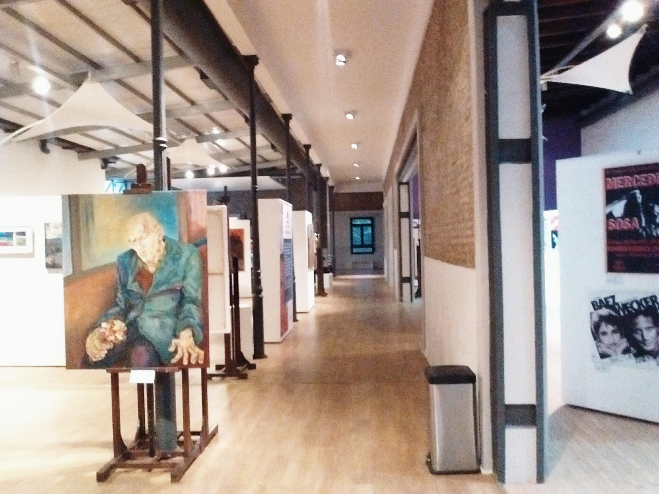 Centro municipal de arte de Avellaneda Sala de exhibición - Sala de Exhibición de Artes Visuales del Centro Municipal de Arte de Avellaneda