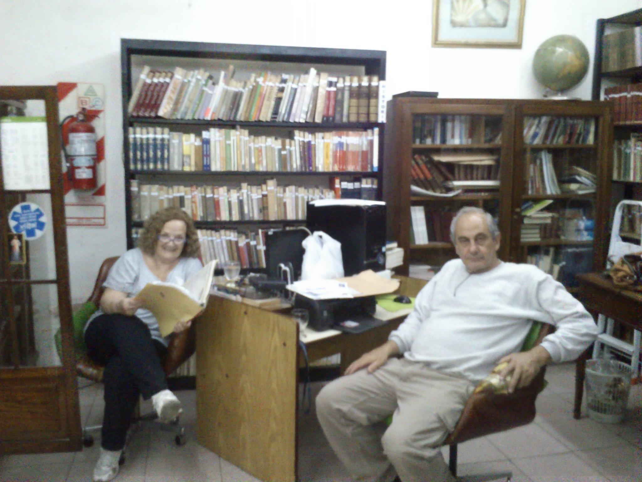 Sociedad de Fomento y cultura y Biblioteca popular Domingo Faustino Sarmiento 3 - Biblioteca Popular Domingo Faustino Sarmiento y Sociedad de Fomento y Cultura