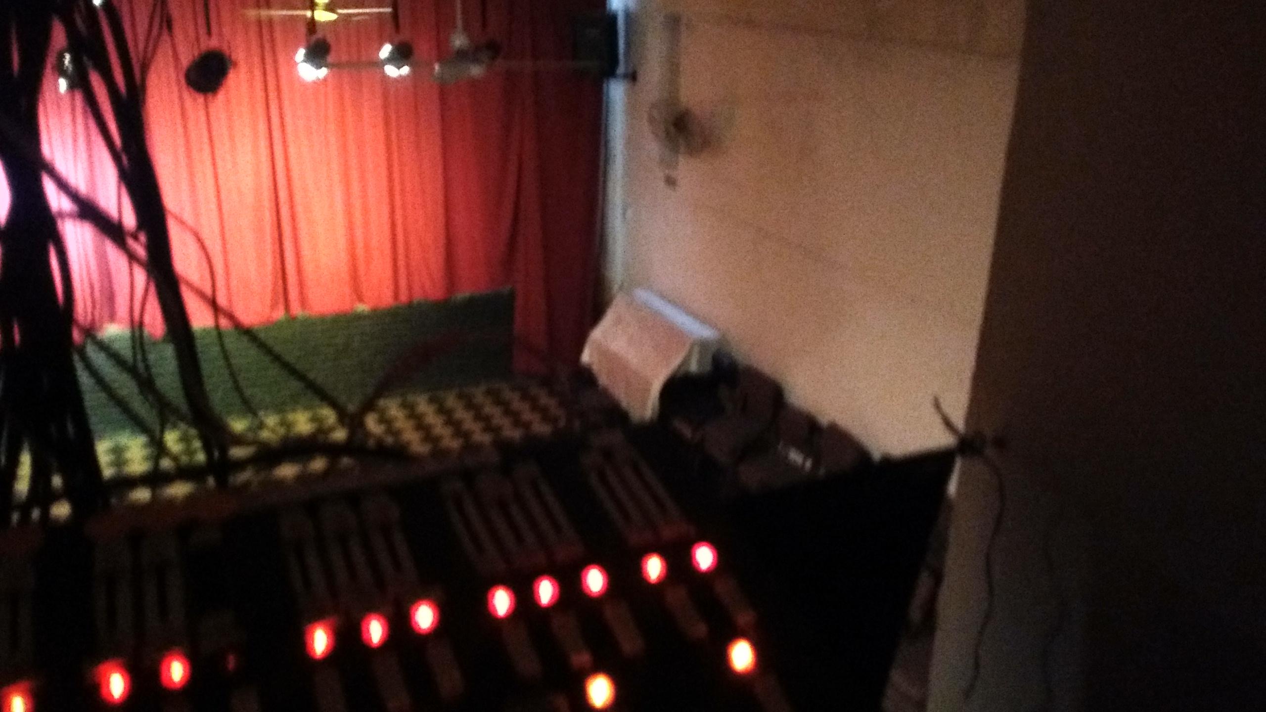 Foto del teatro de Veladas - Sala de Teatro dentro de la Biblioteca Popular Veladas de Estudio Después del Trabajo