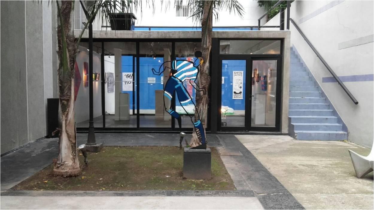 frente  - Paseo Cultural Carlos Nuñez
