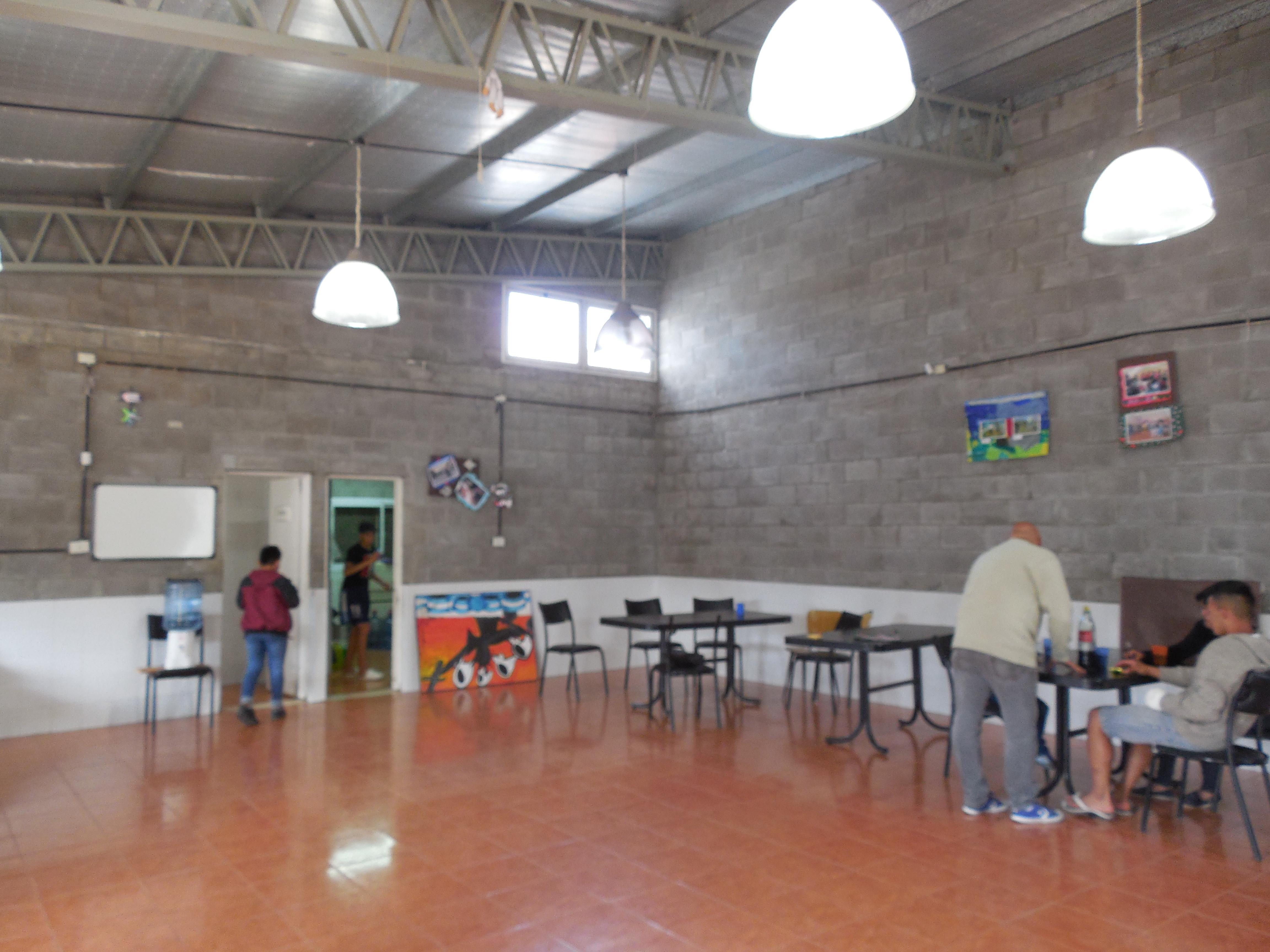 Punto Cultural 9 - Centro Integrador Comunitario en el  Barrio Santo Domingo