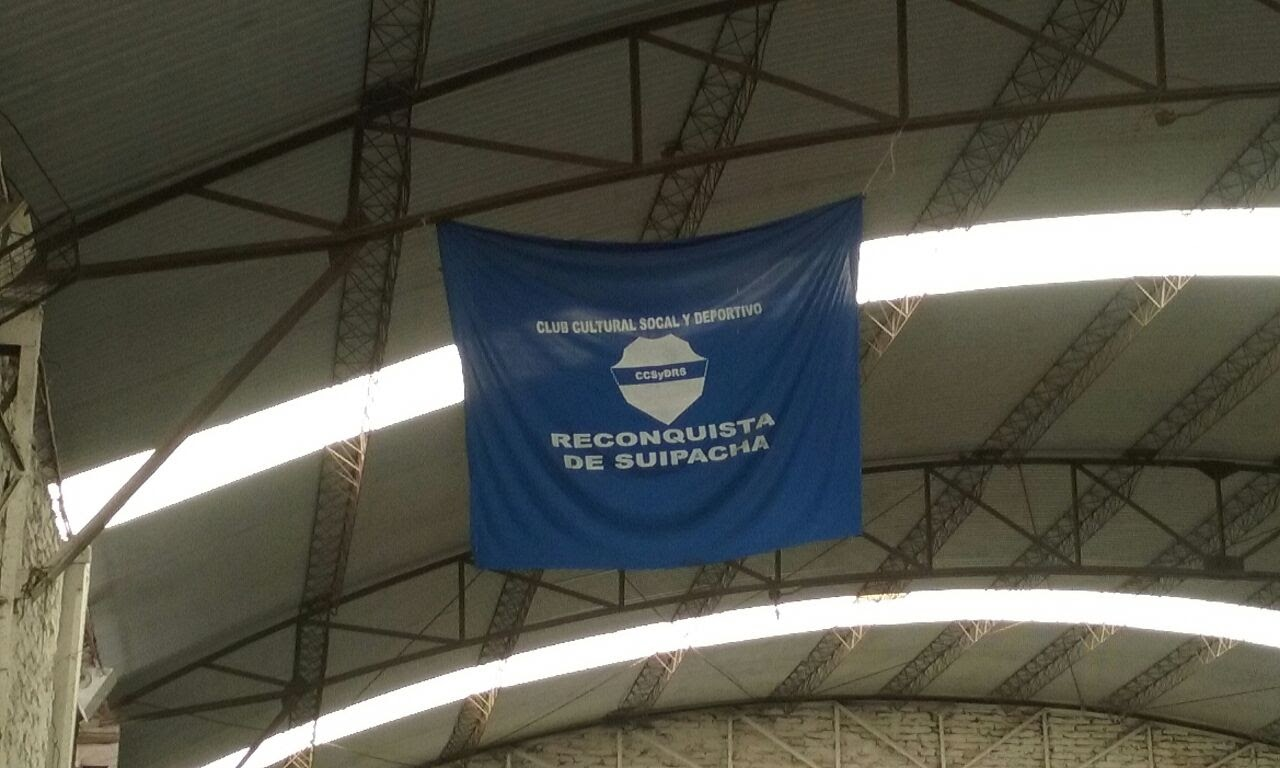 Club Reconquista de Suipacha 1 - Club Reconquista de Suipacha