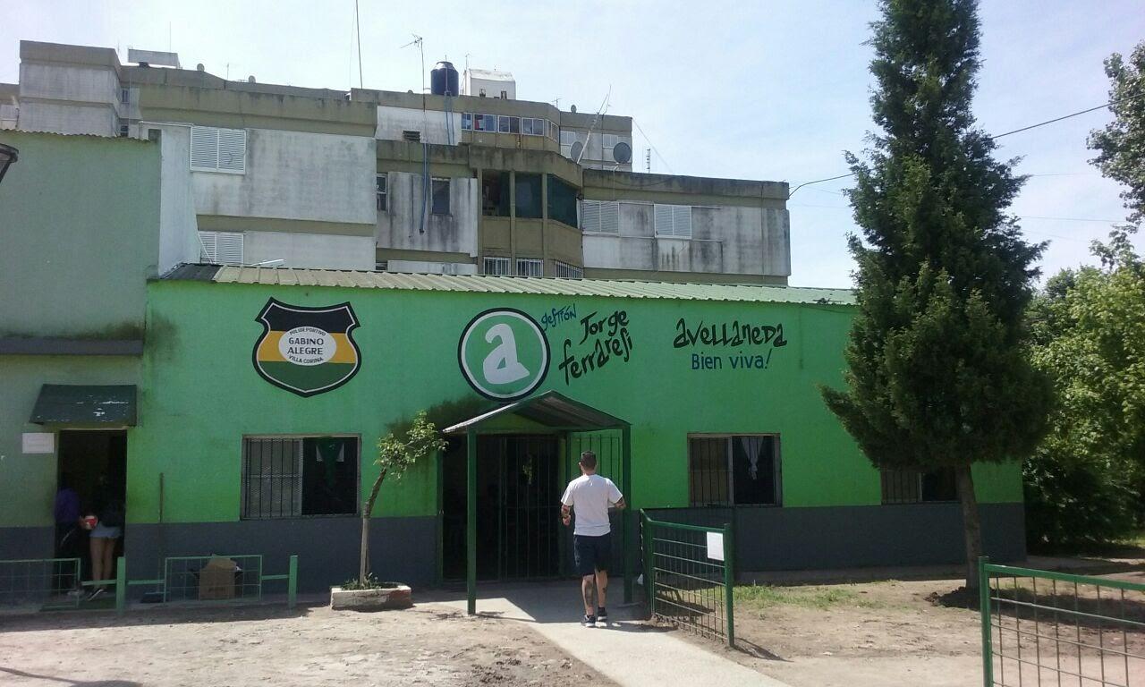 Gabino Alegre 10 - Polideportivo Gabino Alegre