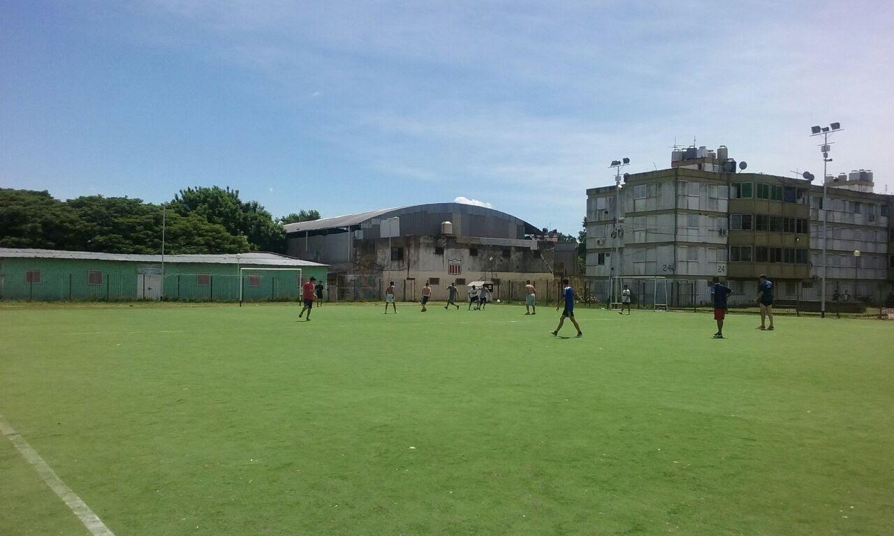 Gabino Alegre 11 - Polideportivo Gabino Alegre