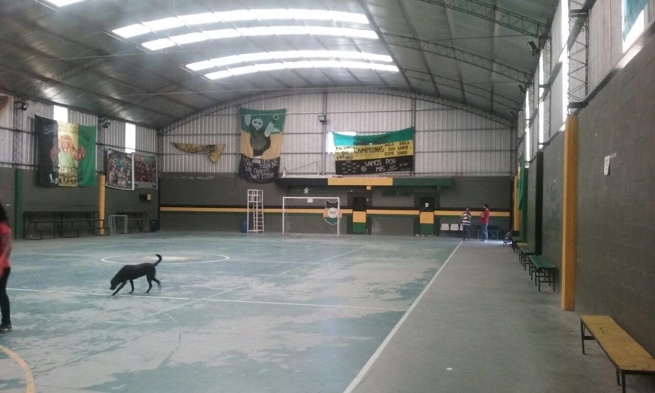 Gabino Alegre 4 - Polideportivo Gabino Alegre