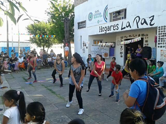 Punto cultural Nro. 15 Hogares La Paz - Centro Cultural Hogares La Paz