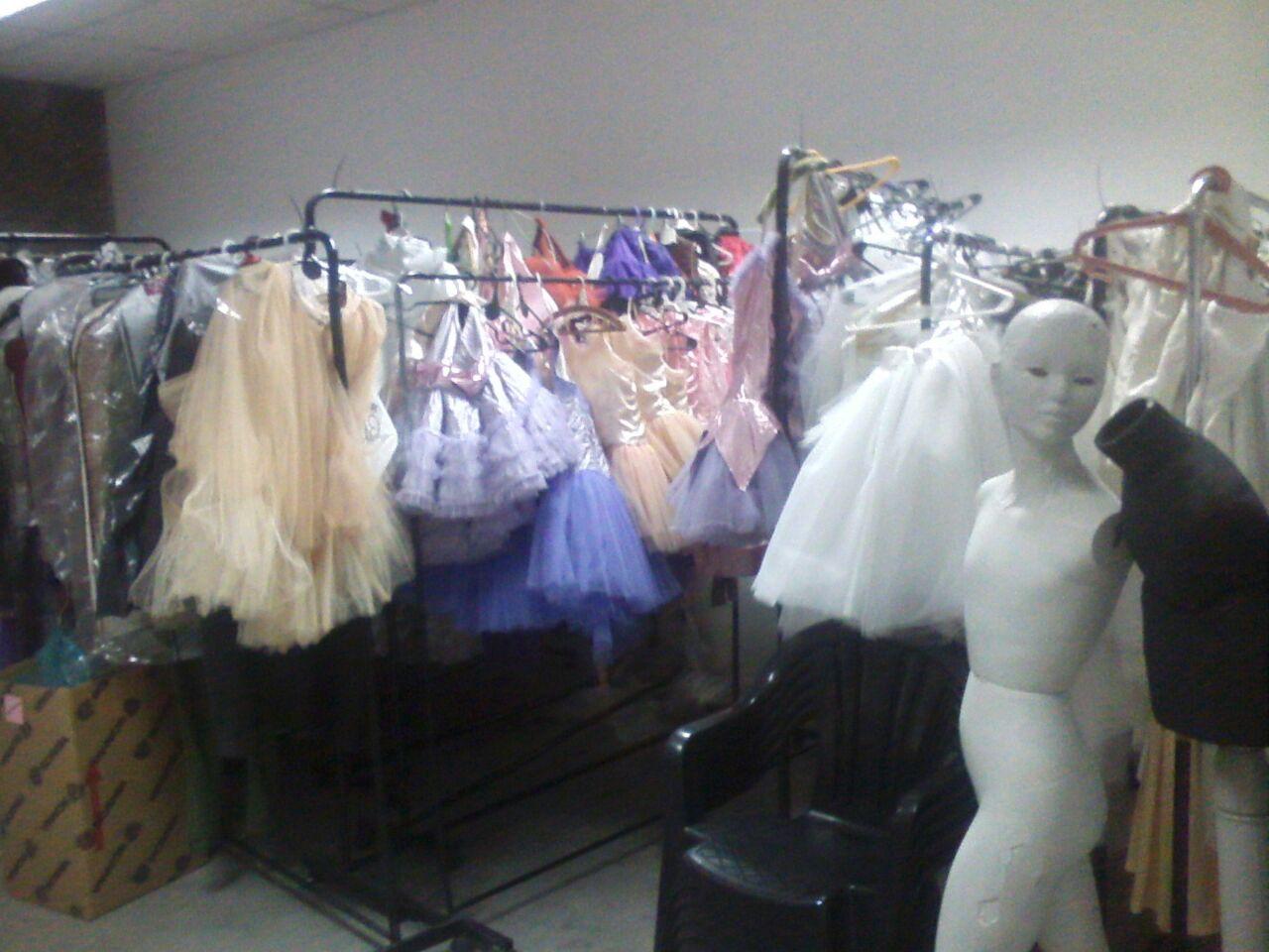 vestuario - Escuela de Danzas