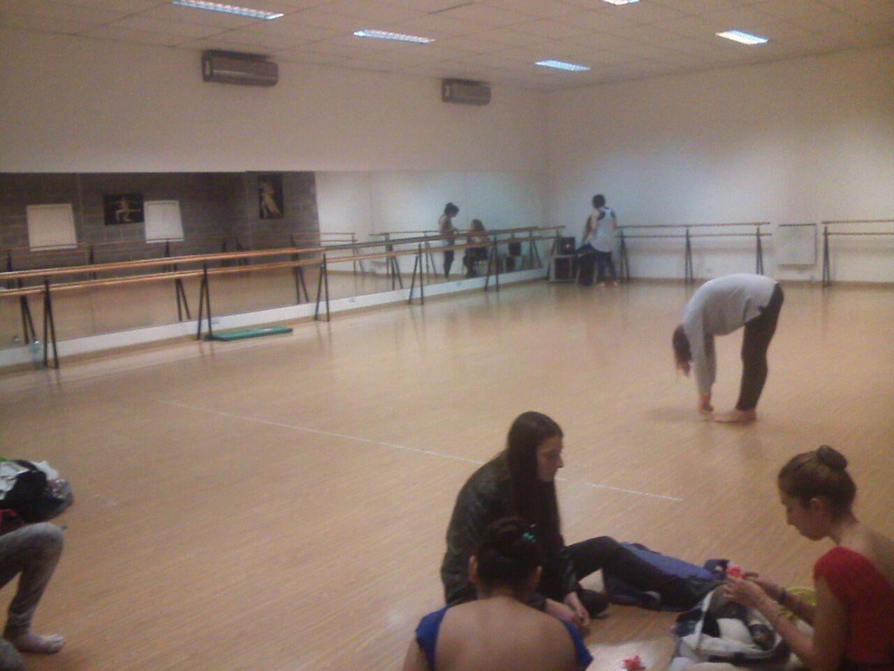interior - Escuela de Danzas