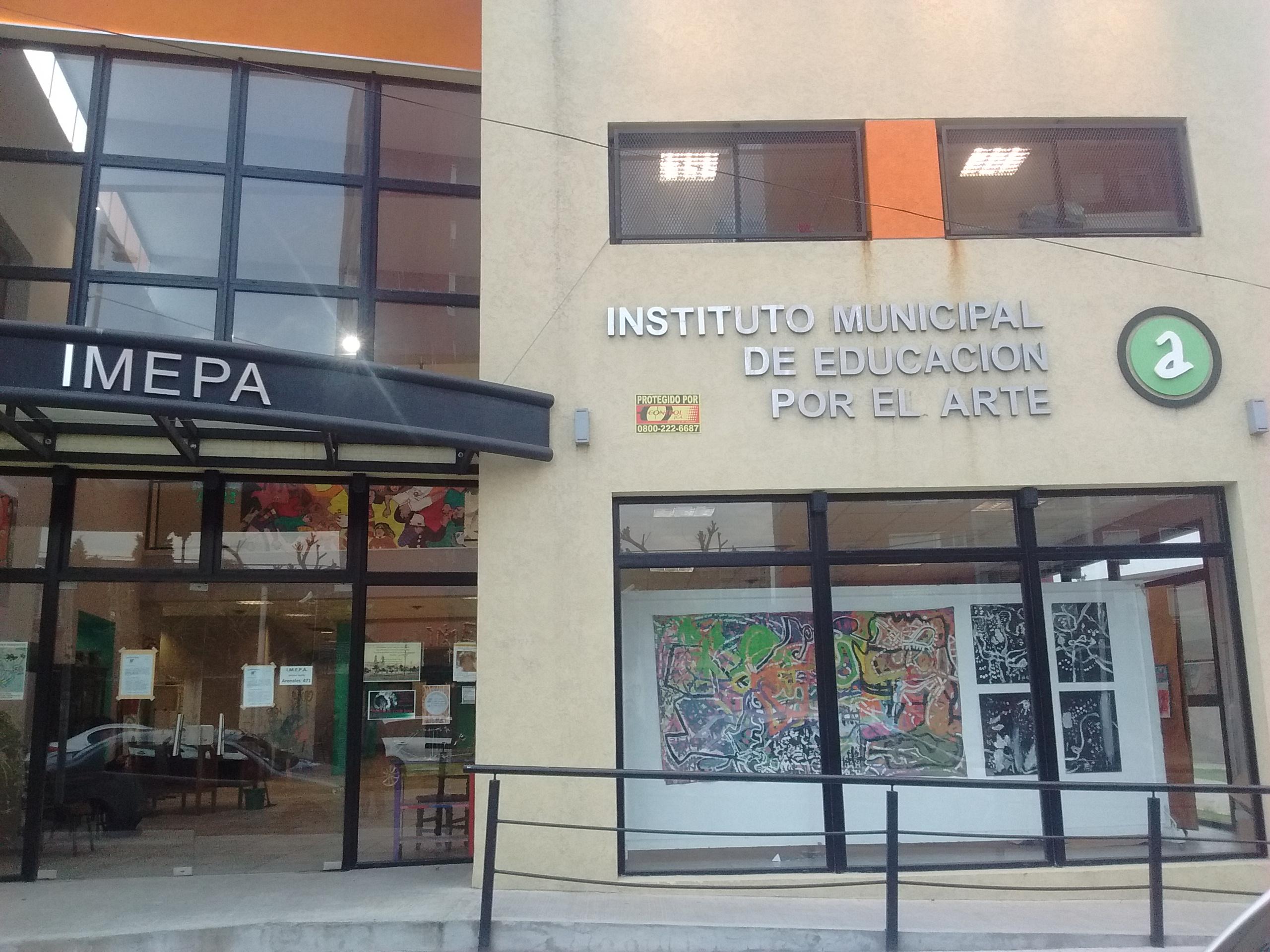 Frente IMEPA - Instituto Municipal de Educación por el Arte