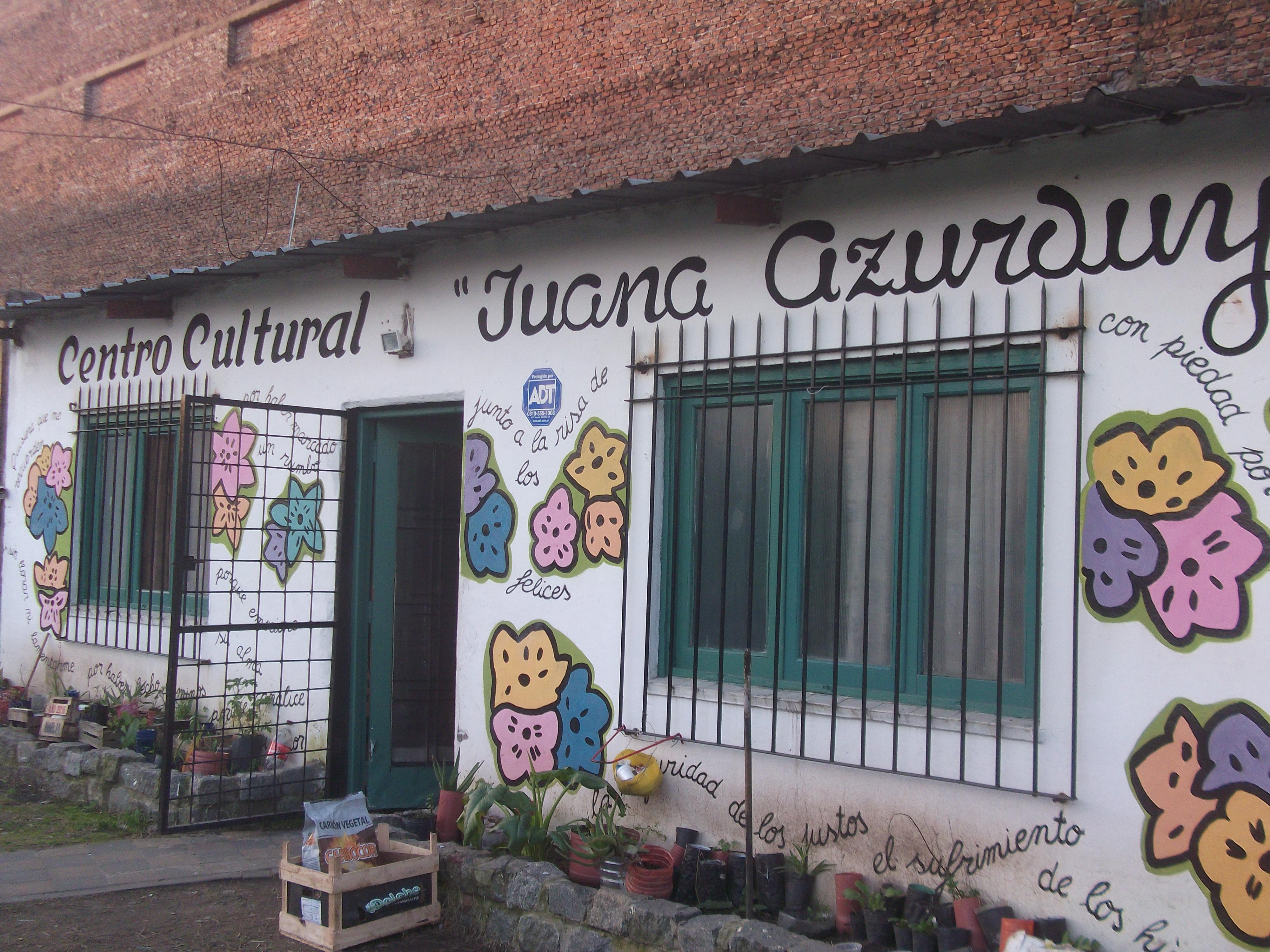 Centro Cultural Juana Azurduy - Centro Cultural Juana Azurduy