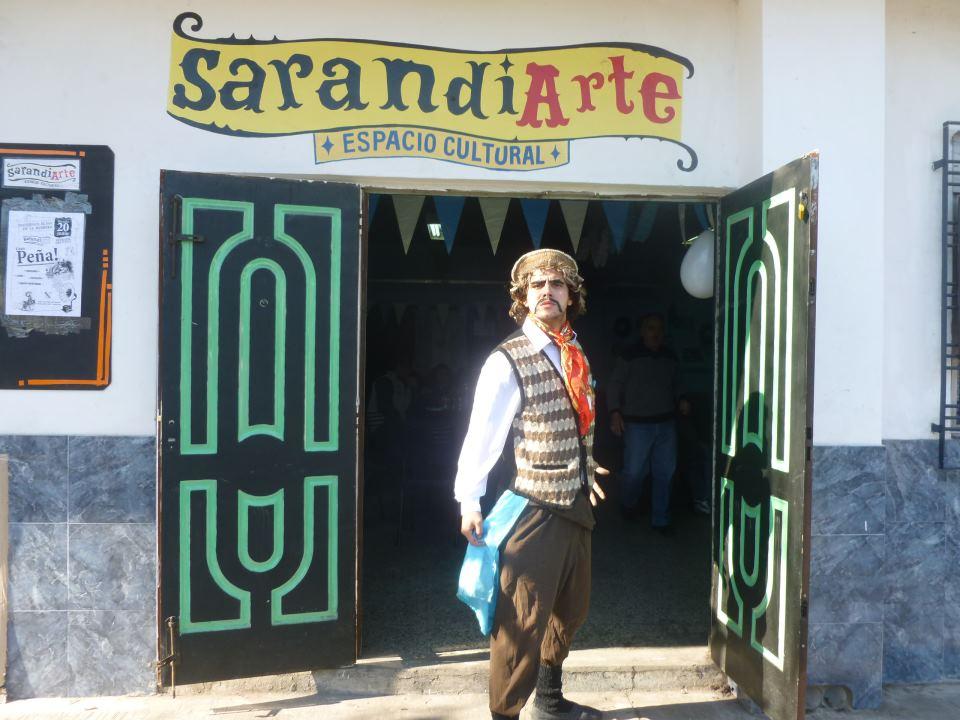 Espacio cultural Sarandiarte 13 -  Sarandiarte Espacio cultural