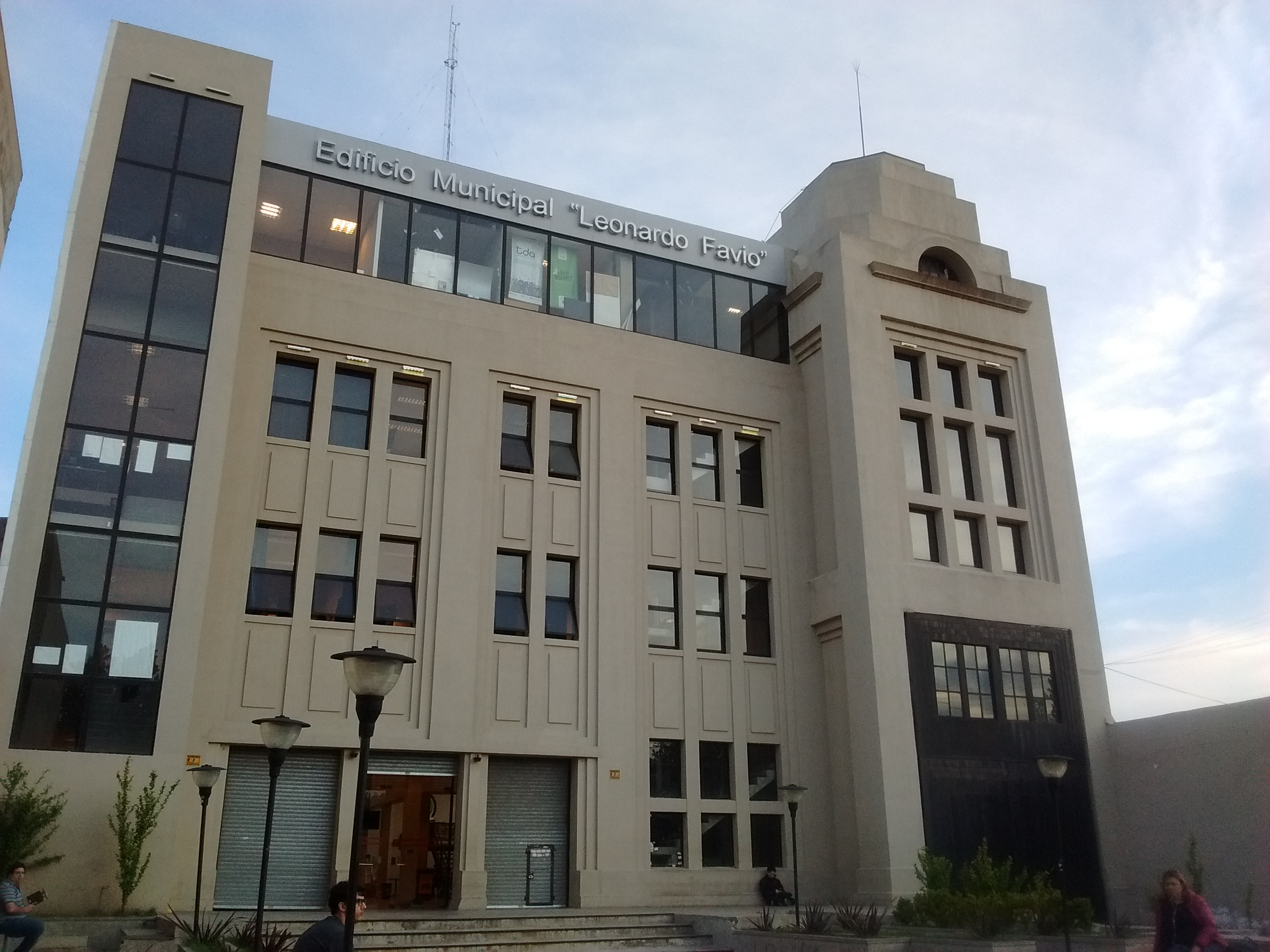 fachada - Instituto Municipal de Cine