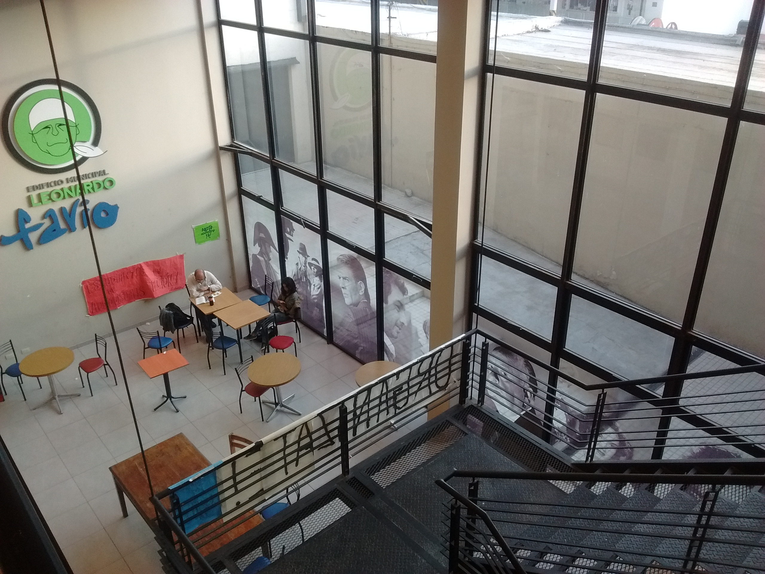 interior 2 - Instituto Municipal de Cine
