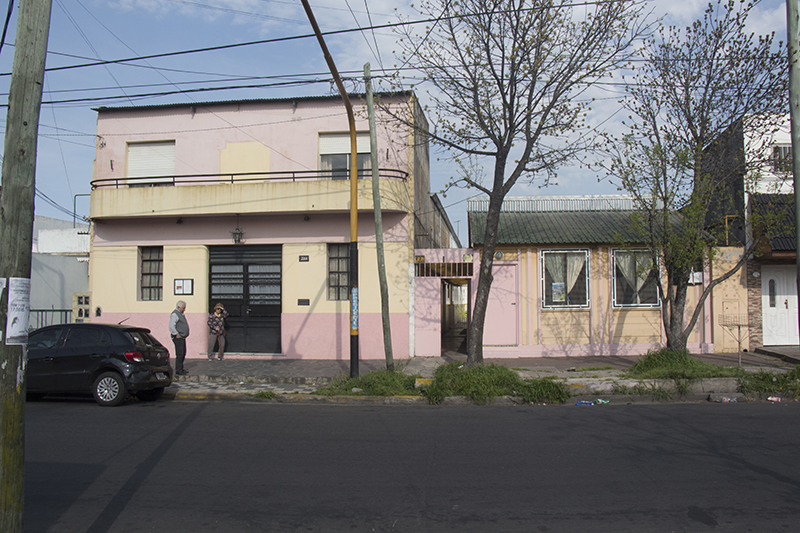 Fachada - Sociedad de Fomento Villa San Martín e Ideal