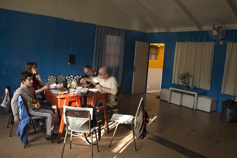 Pintando mandalas - Sociedad de Fomento Villa San Martín e Ideal