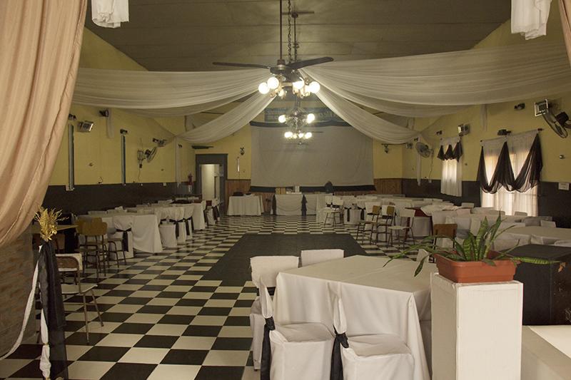Salón de Eventos - Sociedad de Fomento Villa San Martín e Ideal