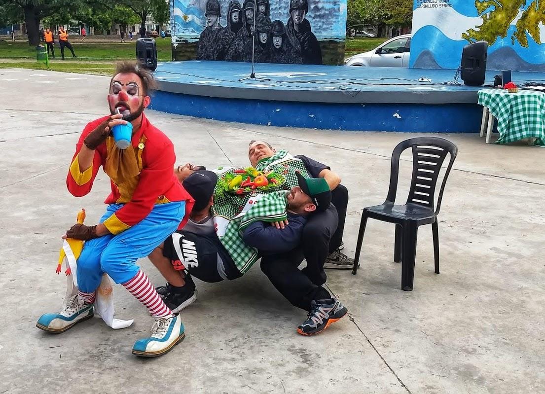 - Festival que realiza el Centro Cultural Nueva Esperanza