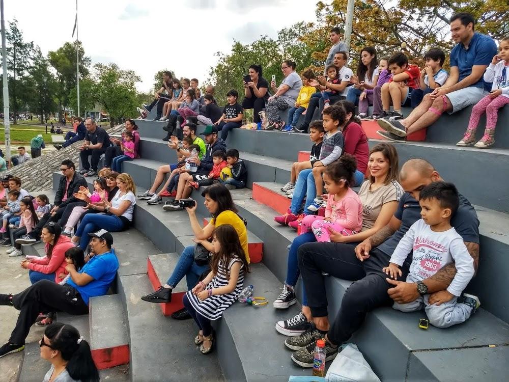 Foto anfiteatro 1.jpg - Festival que realiza el Centro Cultural Nueva Esperanza