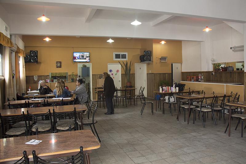 Comedor - Centro Cultural Quinta Galli Este