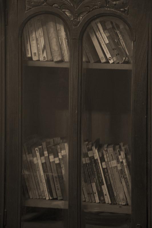 pequeña biblioteca - Sociedad de Fomento Villa J. Nuñez