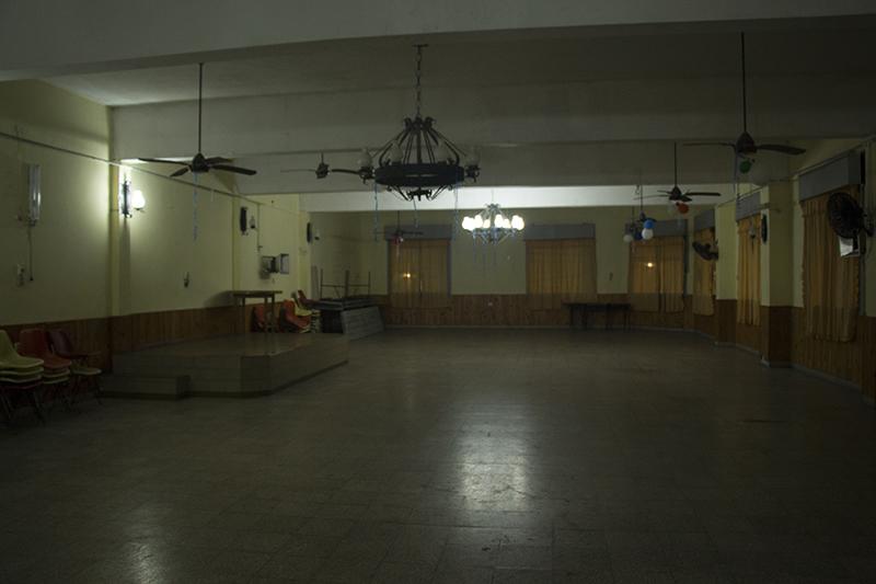 Salón de Eventos - Sociedad de Fomento Villa J. Nuñez