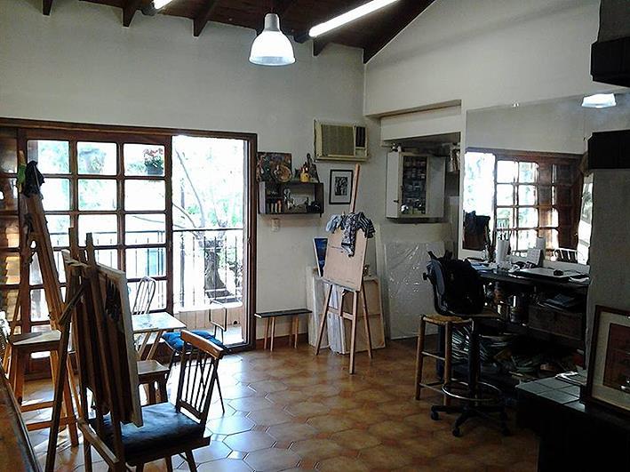 interior taller. 1er. piso. foto 4 - Atelier de Horacio Cabezuelo