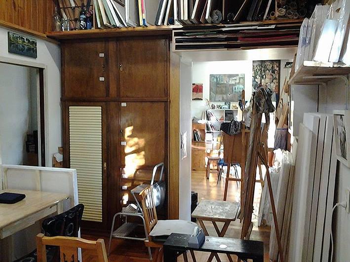 interior taller. 1er. piso. foto 5 - Atelier de Horacio Cabezuelo
