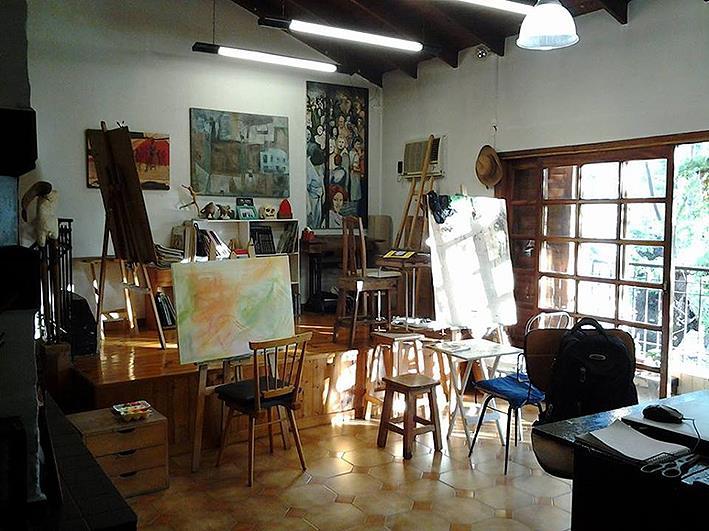 interior taller. 1er. piso. foto 8 - Atelier de Horacio Cabezuelo