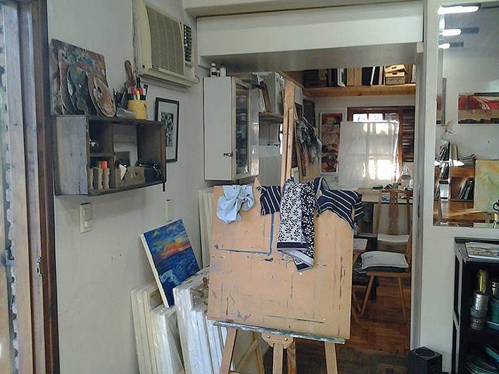 interior taller. 1er. piso. foto 10 - Atelier de Horacio Cabezuelo
