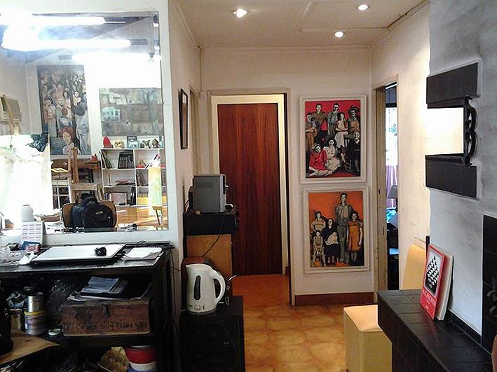 interior taller. 1er. piso. foto 2 - Atelier de Horacio Cabezuelo