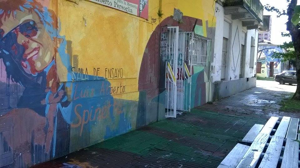 frente del centro cultural - Centro Cultural Patas Arriba