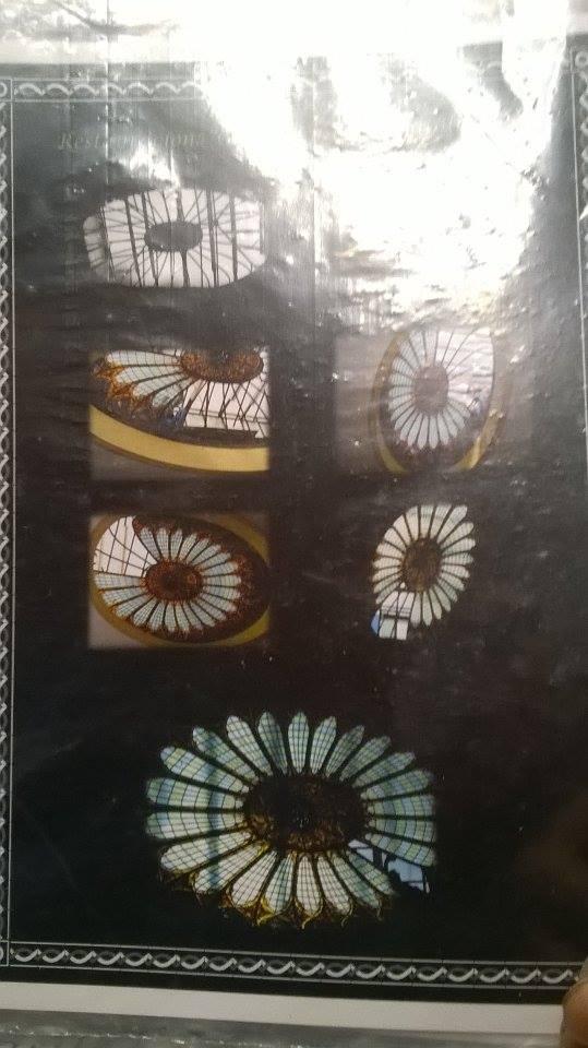 carpeta de trabajos de Claudio De Luca 3 - Claudio De Luca Vitraux