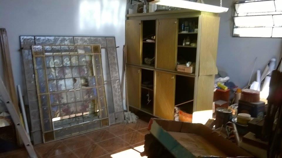 interior taller 1er. piso - Claudio De Luca Vitraux