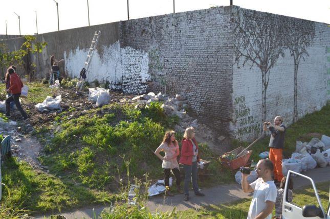 6 - Taller de arte ambiental Mesmar Philipp