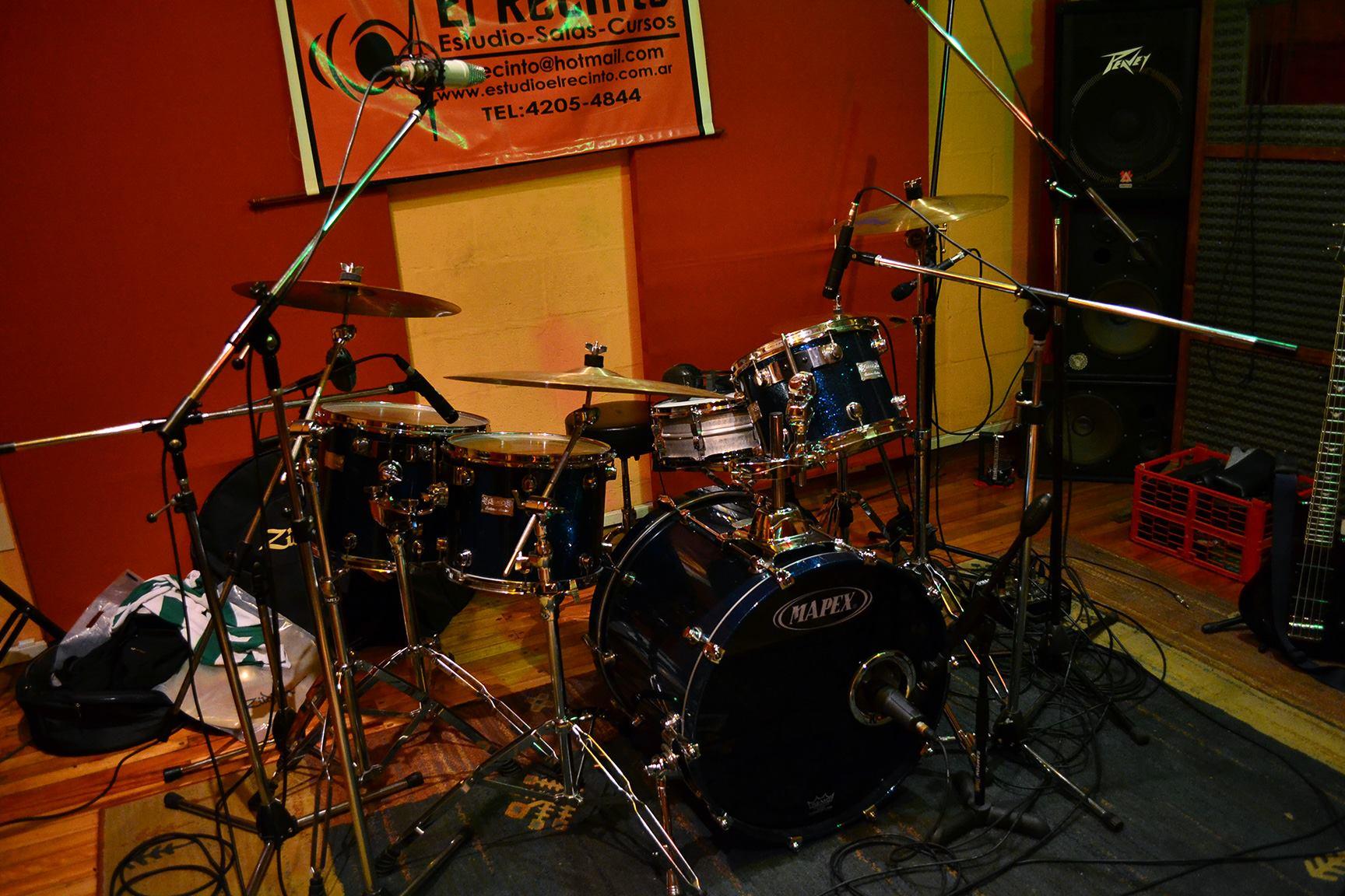 estudio de grabación - El Recinto