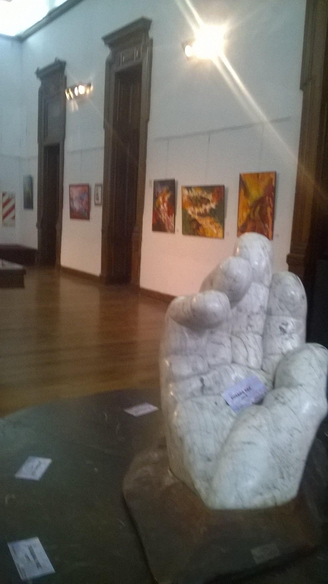 Centro cultural Barracas al Sud - Sala de exhibición de artes visuales en el Centro Cultural Barracas al Sud