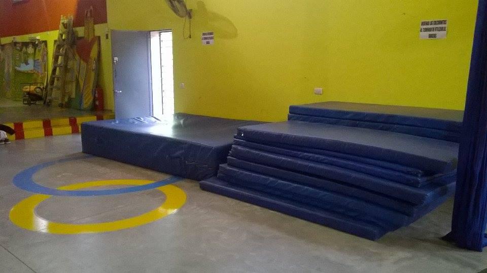 materiales para trabajar en las clases - Escuela Municipal de Circo