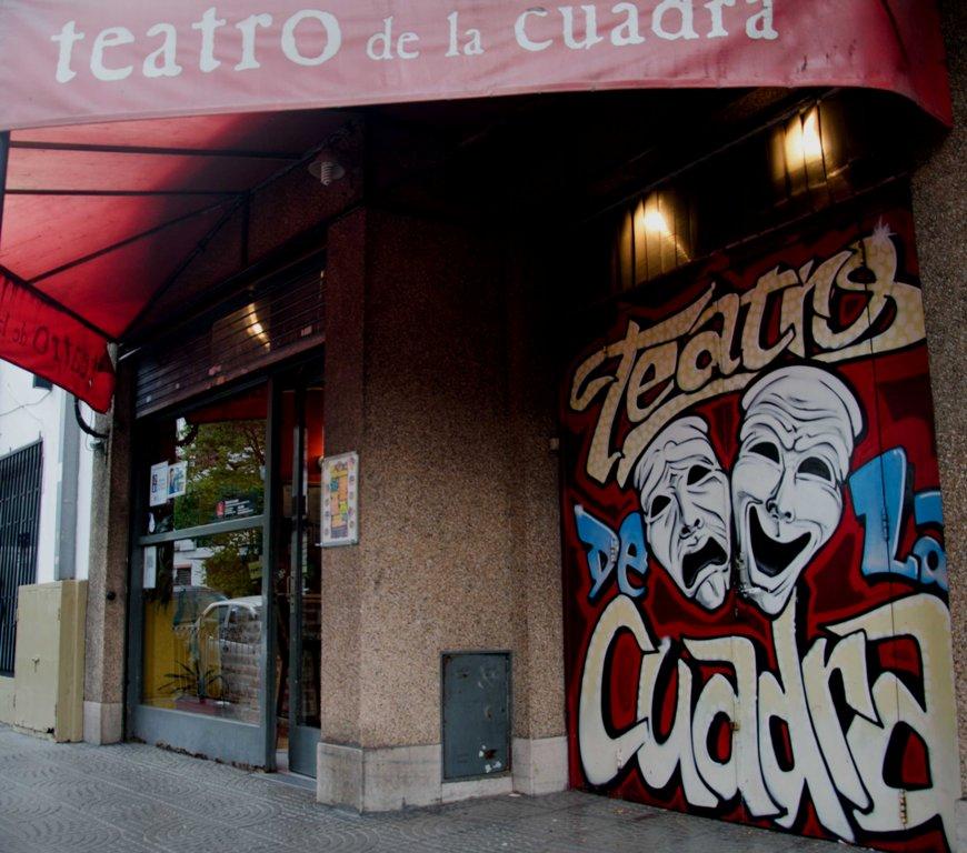 Frente - Teatro de la Cuadra