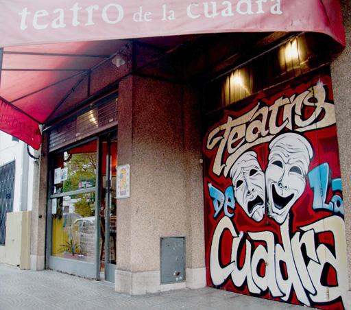 Teatro de la Cuadra - Teatro de la Cuadra
