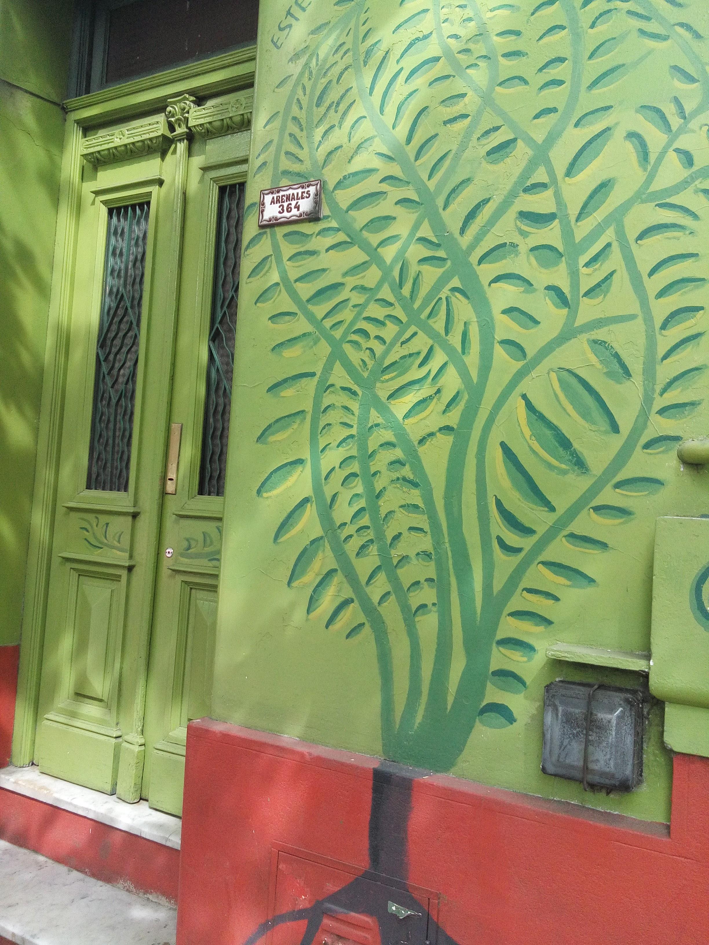 Imagen 2 Jorge Esteco - Mural en Gral. Arenales al 300