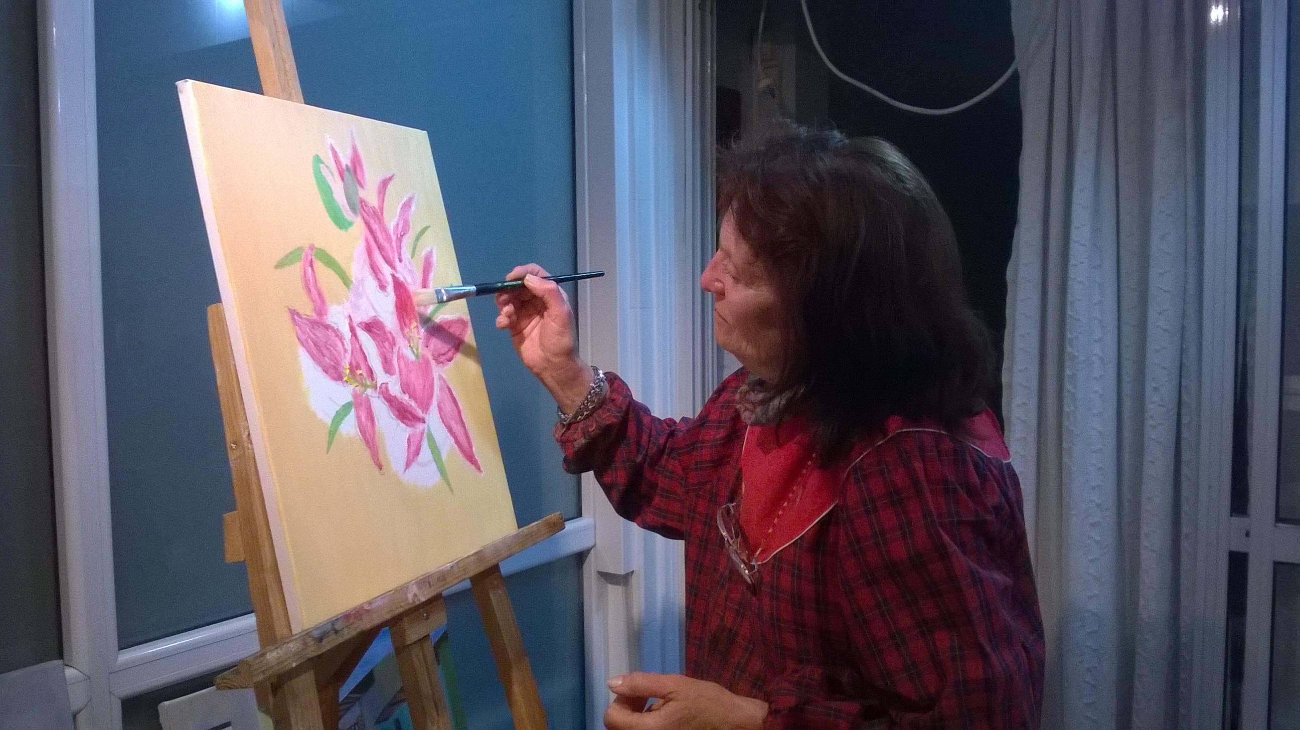 Taller - Atelier de Liliana Daniele